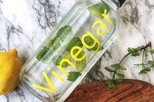Lemon Vinegar Cleaner