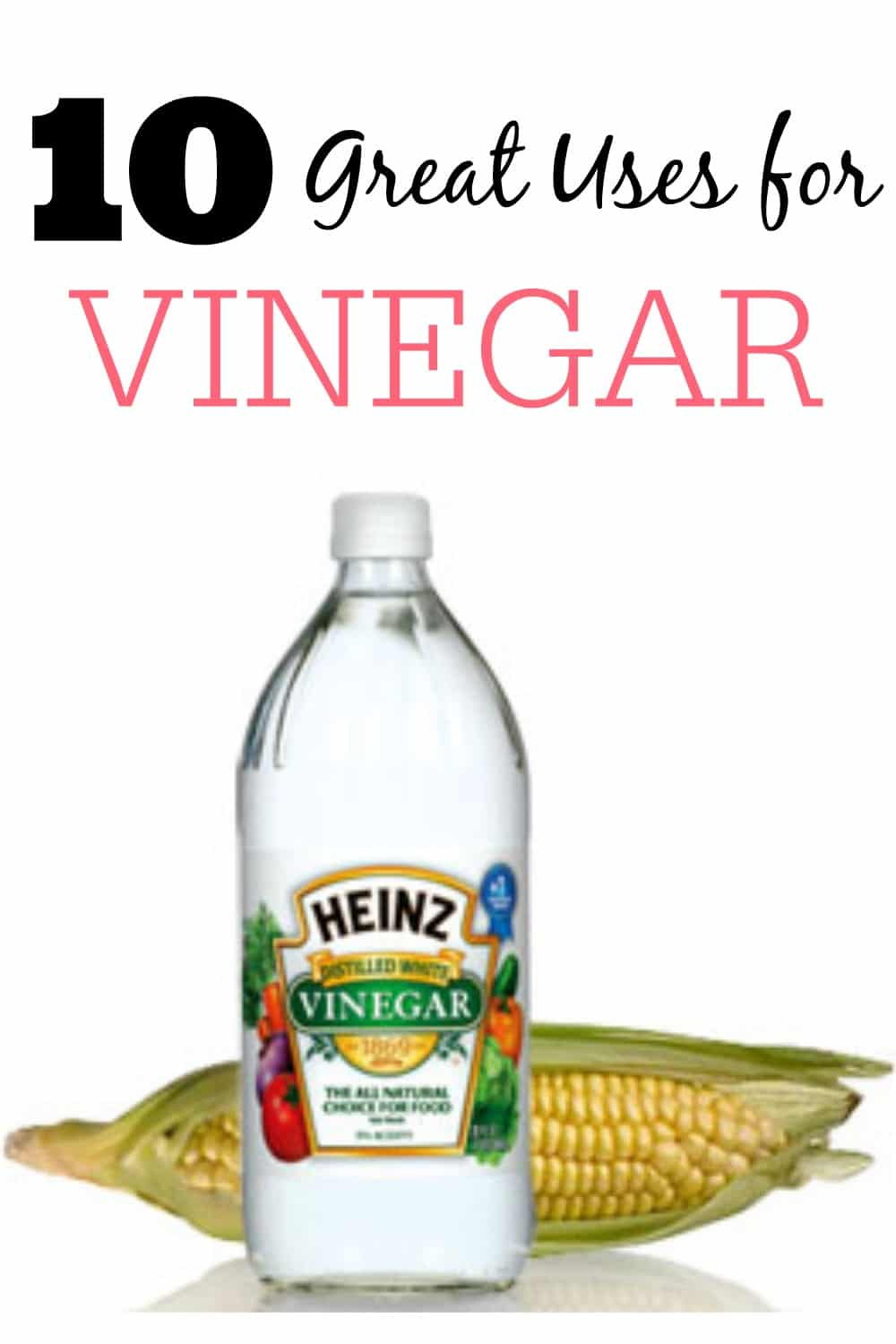 10 Great Uses for Vinegar