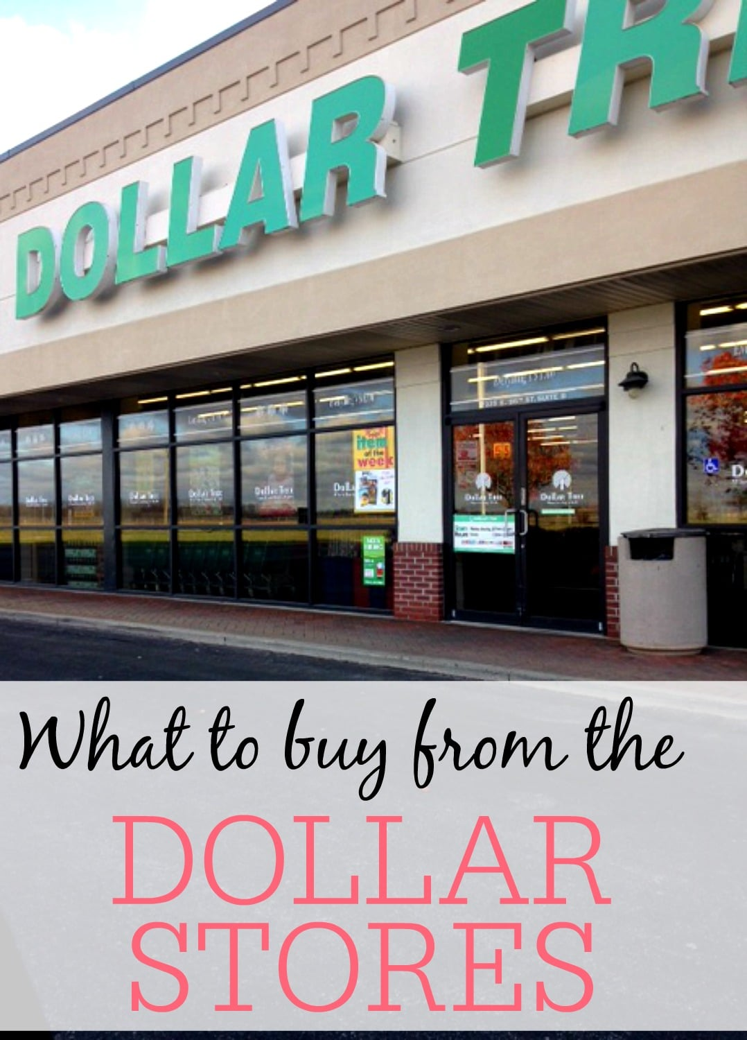 Take a look at some of the worst things to buy at dollar stores, either because the price is high or the quality is low – or, in some cases, both. Batteries.