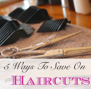 5 Ways to Save on Haircuts