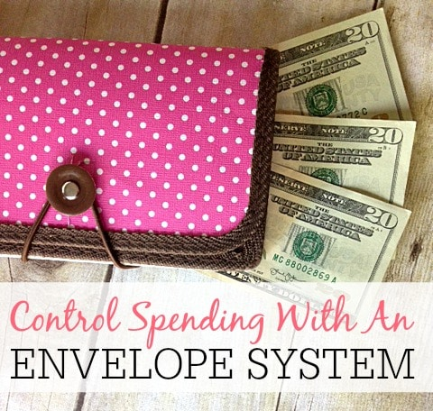 Control Spending with an Envelope System