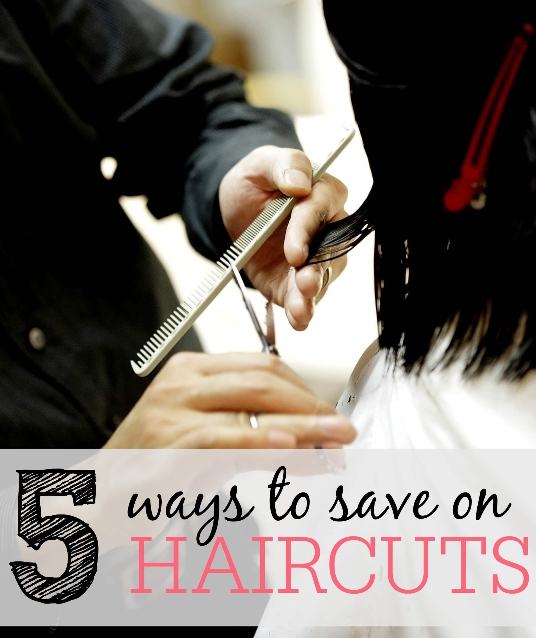 save on haircuts