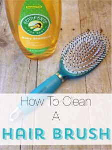 How To Clean Your Hairbrush Like A Pro