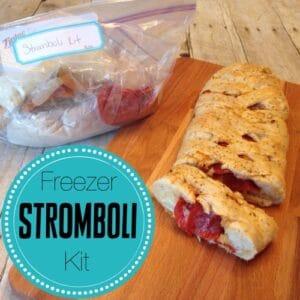 Freezer Stromboli Kit