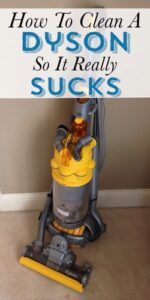 How To Clean A Dyson So It Really Sucks