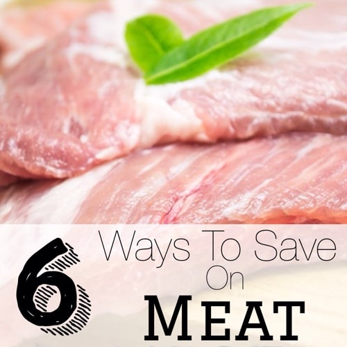 6 Ways To Save On Meat