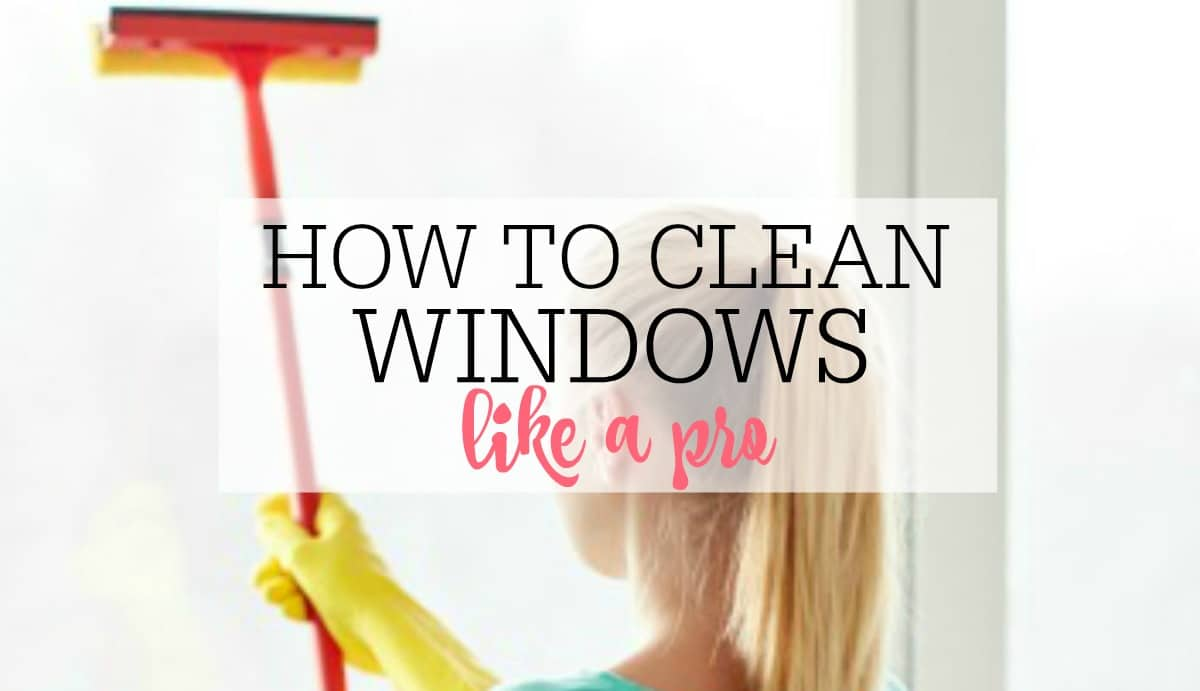how to clean windows like a pro frugally blonde. Black Bedroom Furniture Sets. Home Design Ideas