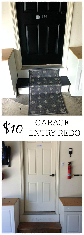 garage entry redo