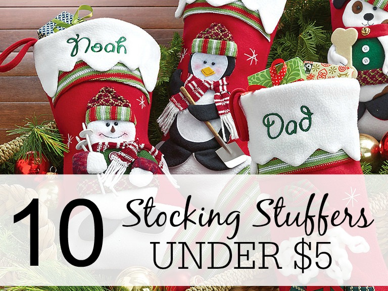 stocking stuffers under $5