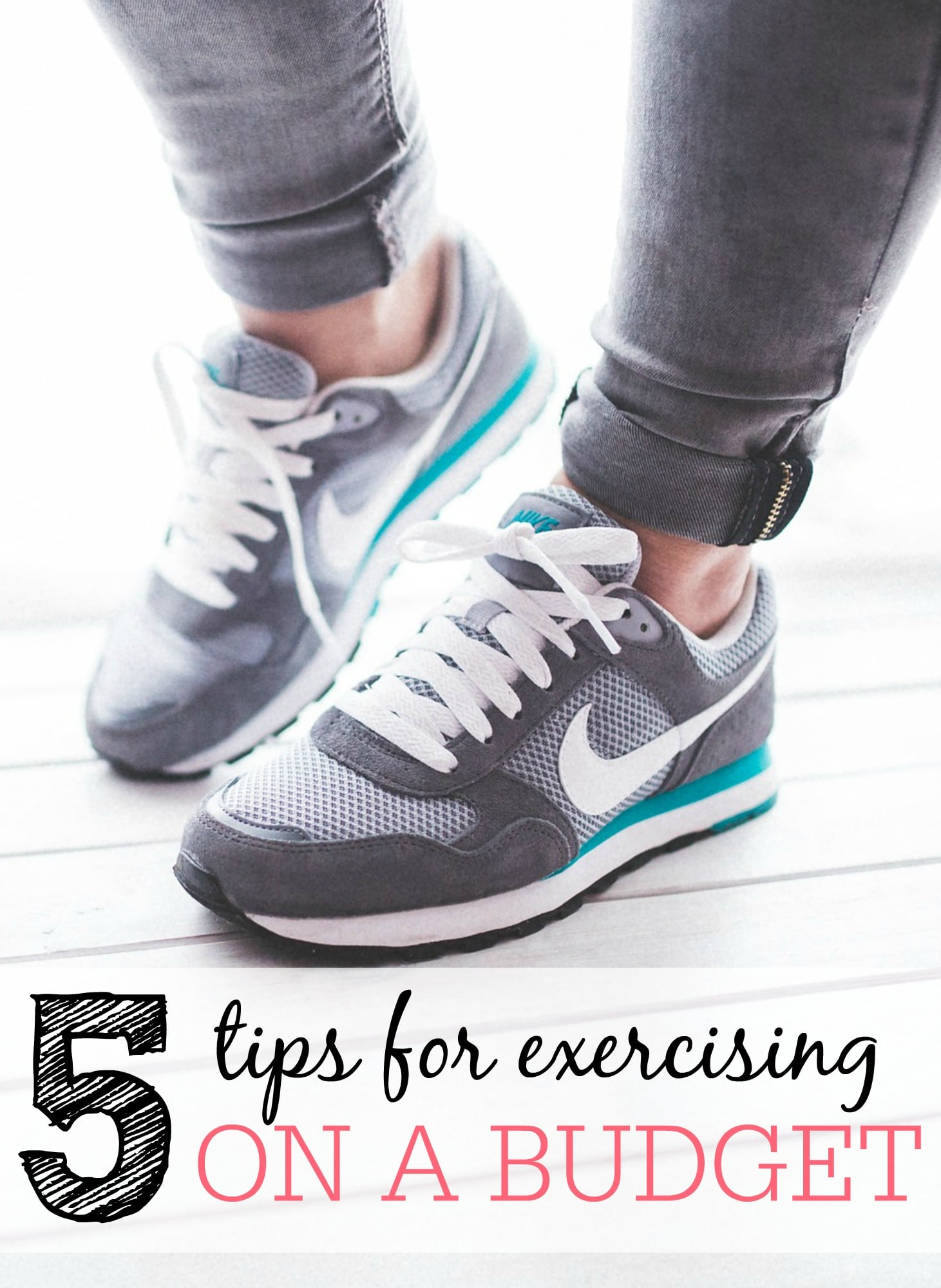 5 Tips for Exercising on a Budget
