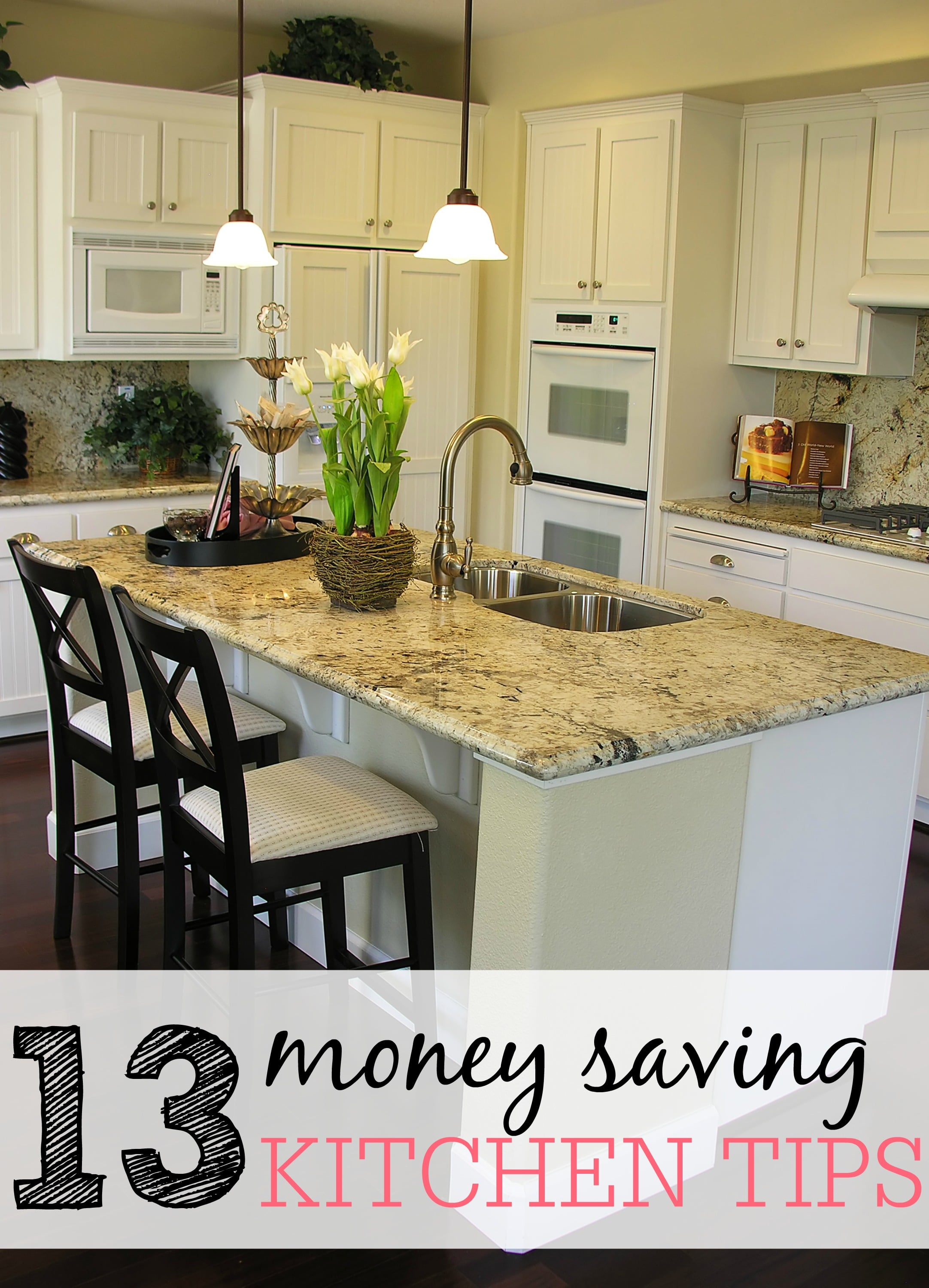 13 Money Saving Kitchen Tips