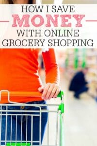 How I Save Money With Online Grocery Shopping