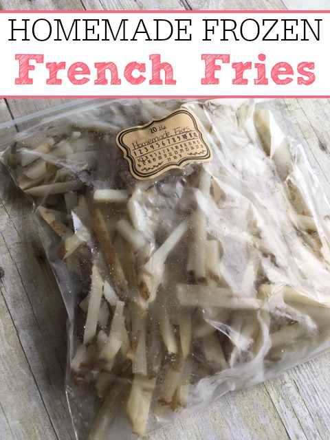 homemade-frozen-french-fries
