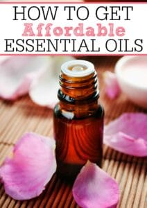 How To Get Affordable Essential Oils