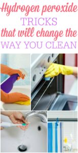 Hydrogen Peroxide Tricks That Will Change The Way You Clean