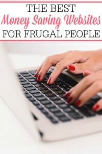 The Best Money Saving Websites For Frugal People