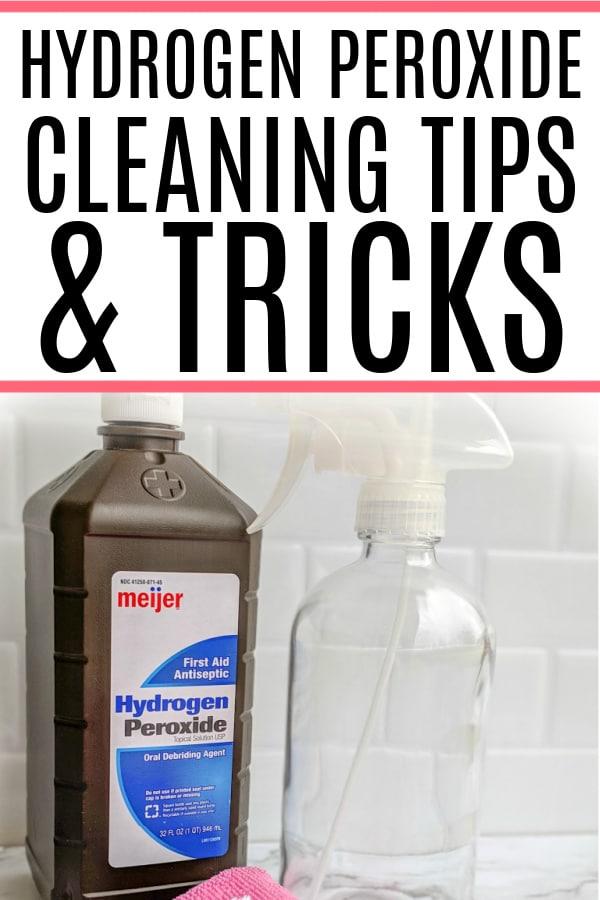 hydrogen peroxide tricks