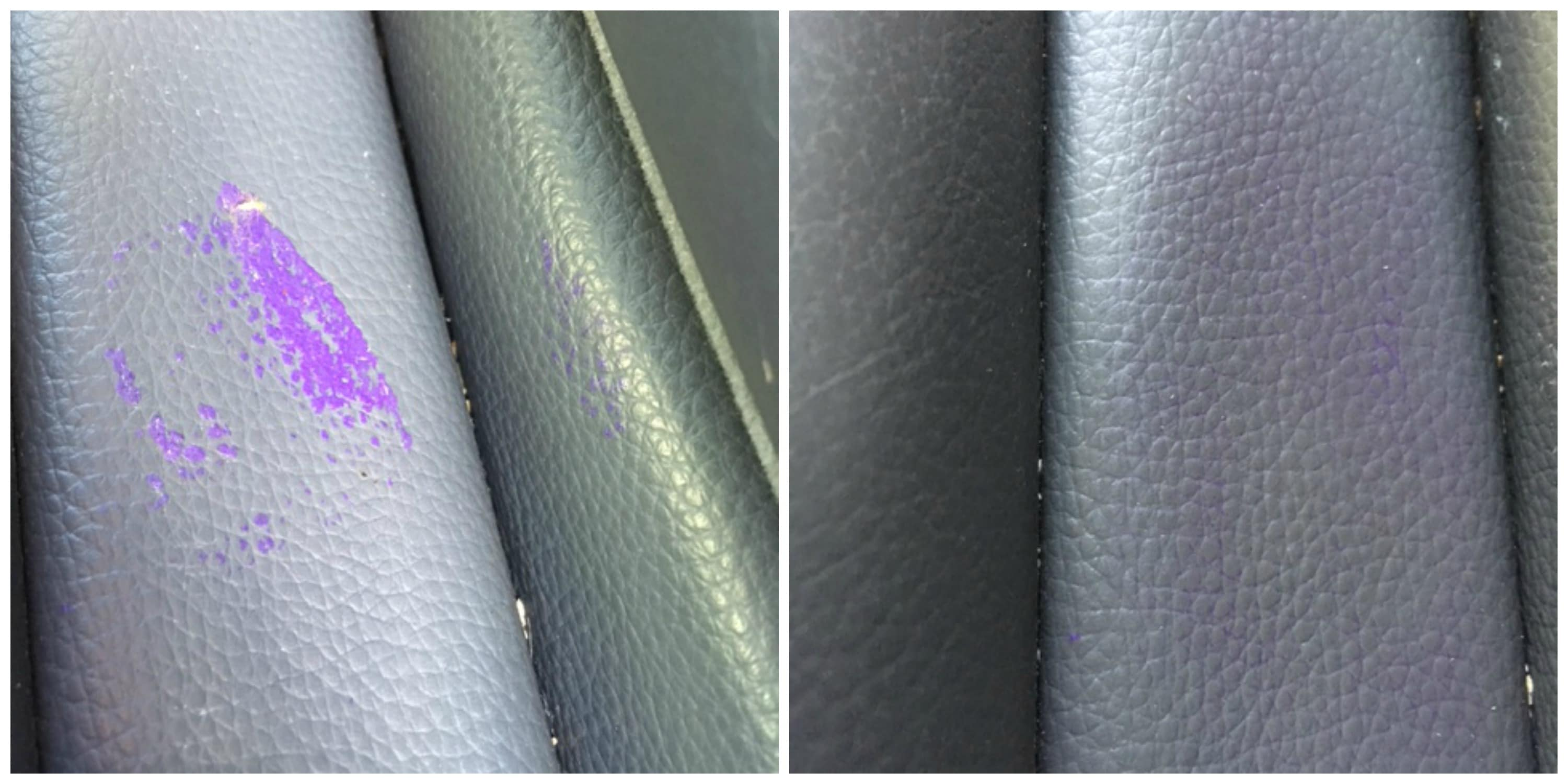 How To Get Nail Polish Out Of Leather Car Seats