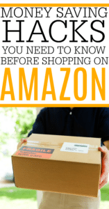Money Saving Hacks You Need To Know Before Shopping On Amazon
