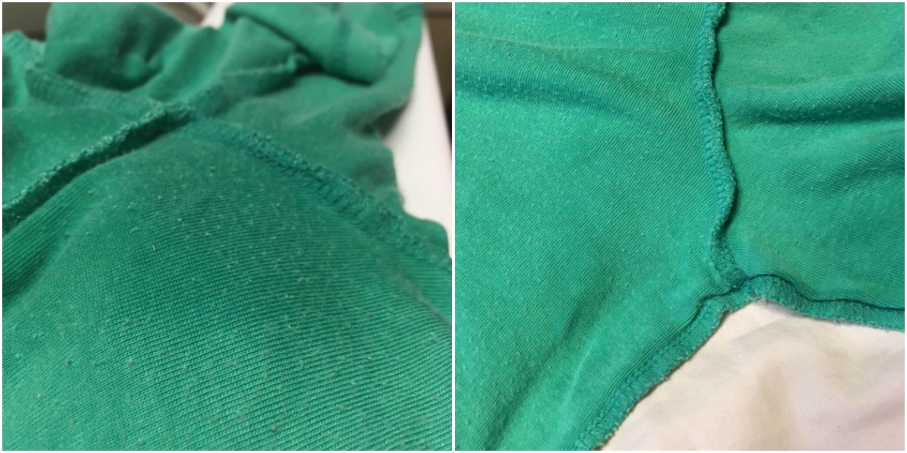 How to remove deodorant build up from dark clothes for Removing sweat stains from white shirts