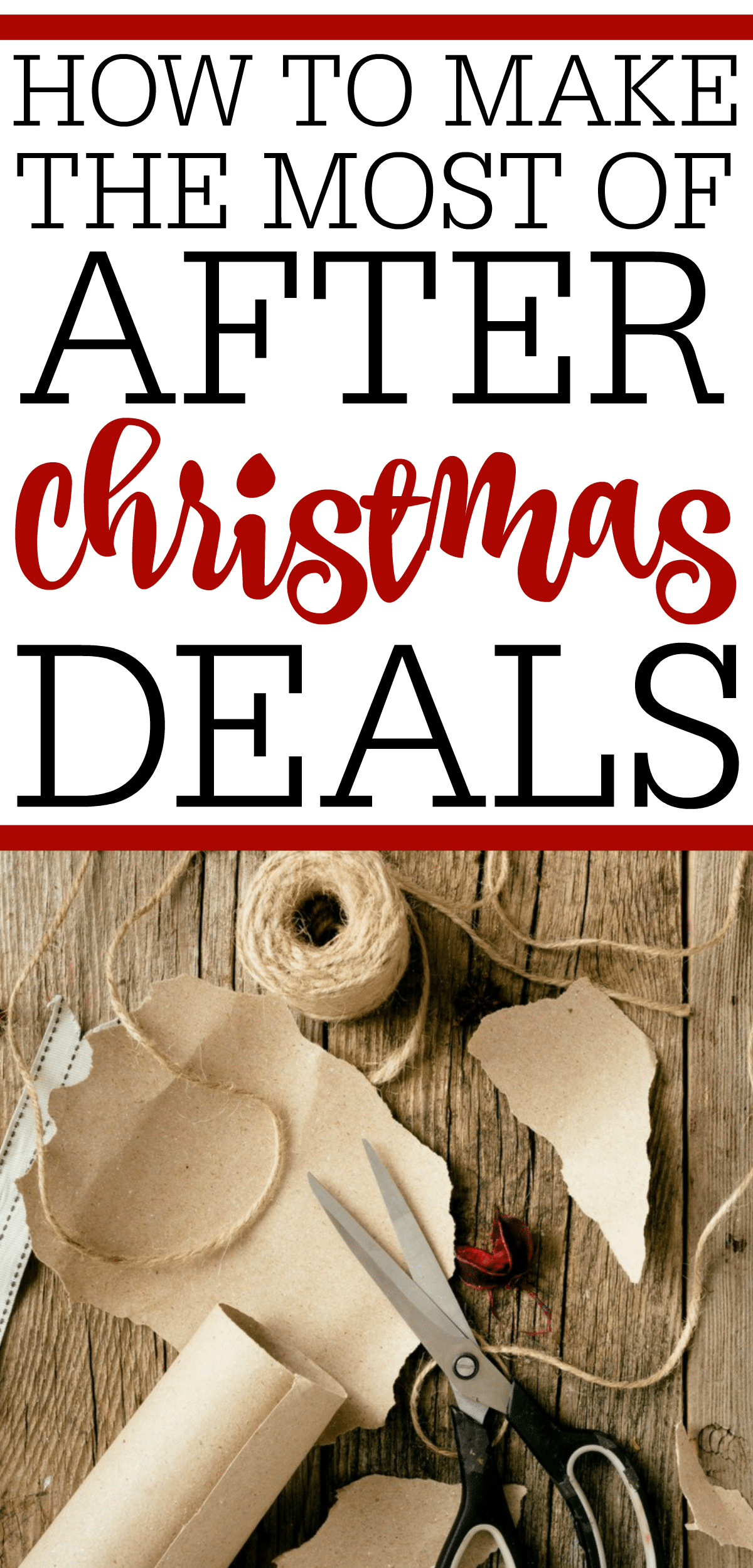 planning on doing some after the holidays shopping see how to make the most of - Best Deals After Christmas