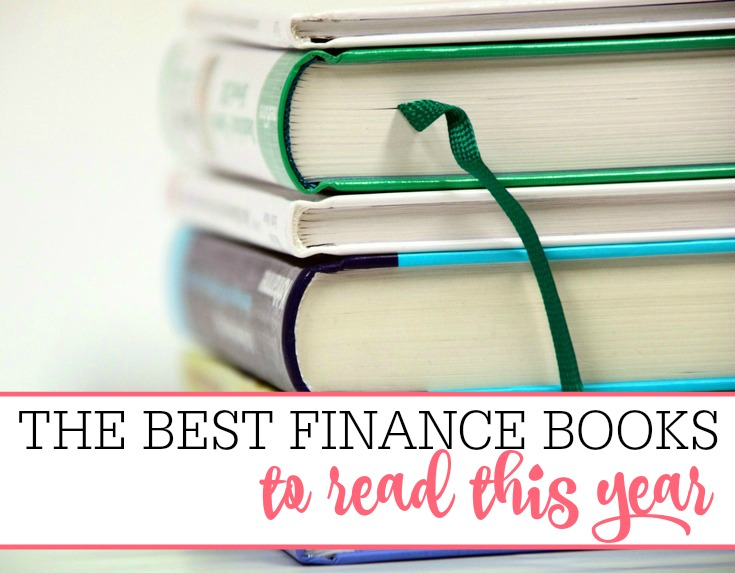 Best Finance Books To Read This Year