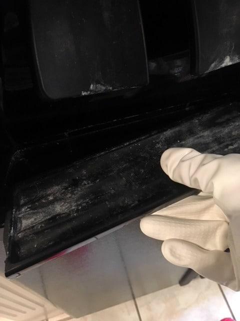 Refrigerator Water Dispenser Tray