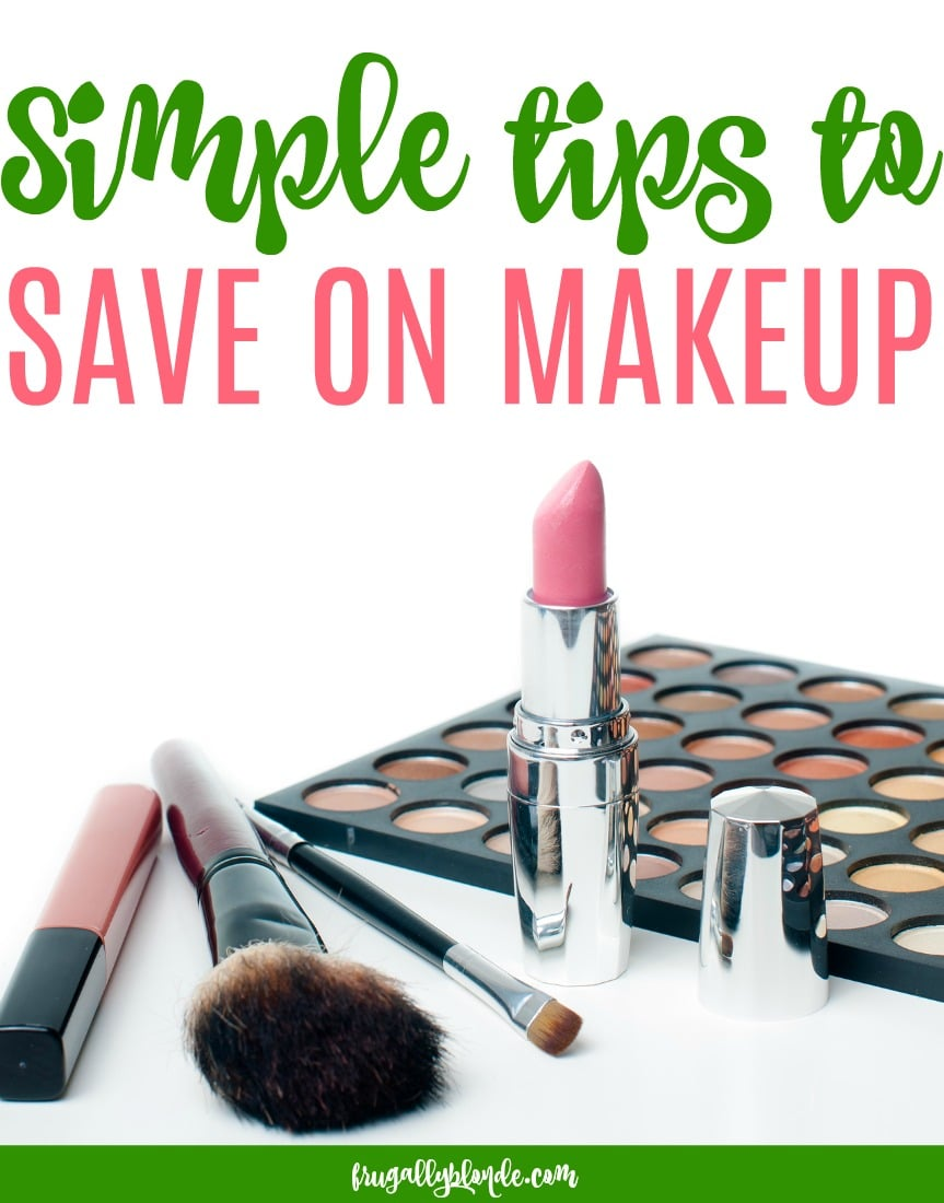 Love buying beauty products but hate the cost? Check out these simple tips to save on makeup. You don't have to skimp on makeup to save some makeup.