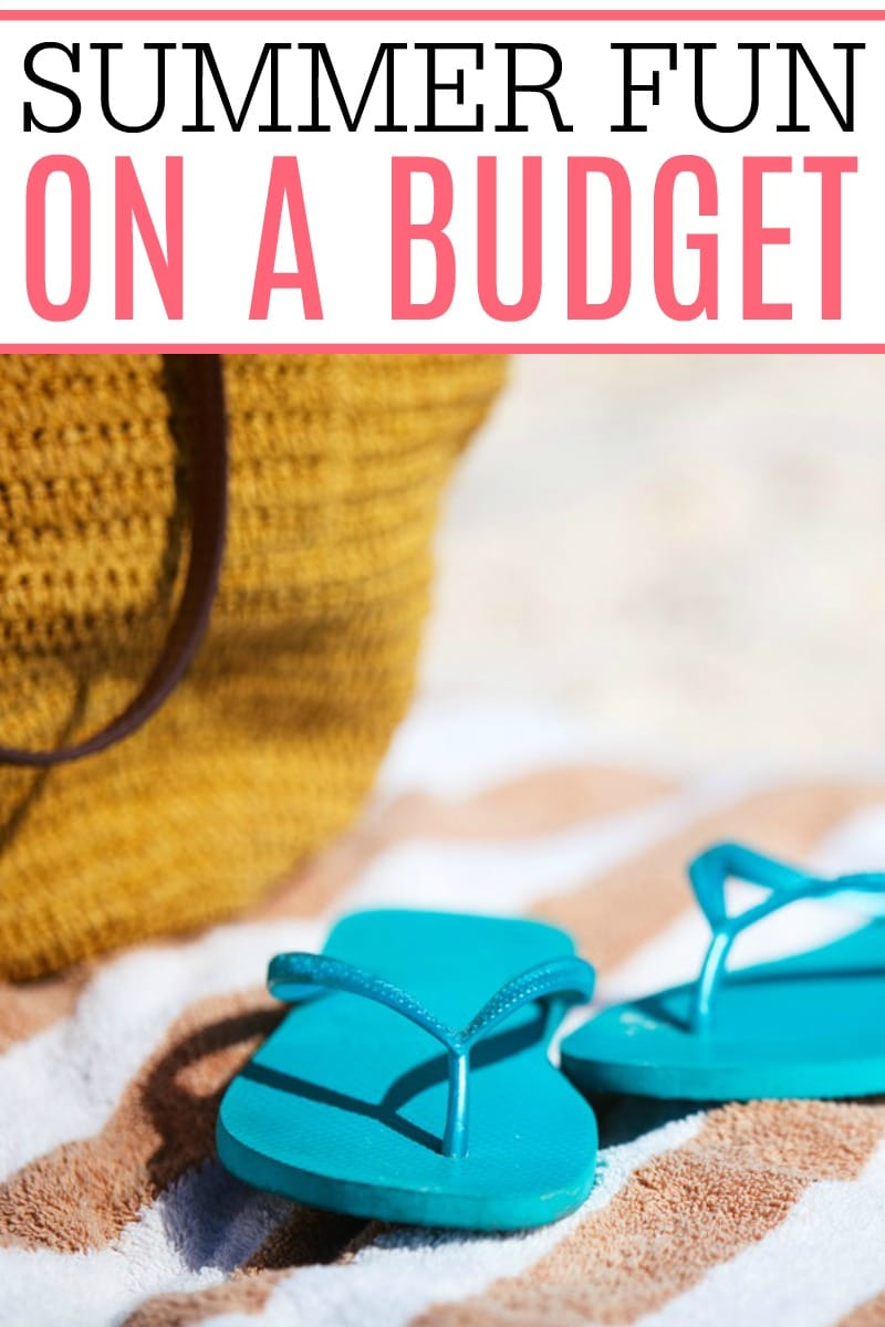 Want some summer fun and entertainment for less? Check out these awesome ideas for some summer fun on a budget. These cheap ideas for summer fun will help you fill your summer bucket list without breaking the bank. #summerfun #summerbucketlist