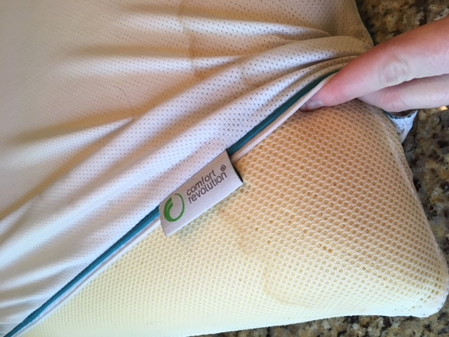How To Wash Memory Foam Pillow Frugally Blonde
