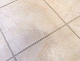 The Easiest Way To Clean Grout