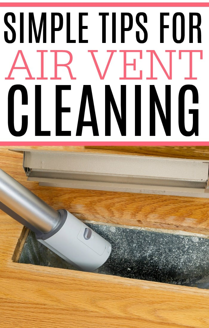 Help your family breathe better with these simple tips for air vent cleaning. It's easy to do and helps the air around you.