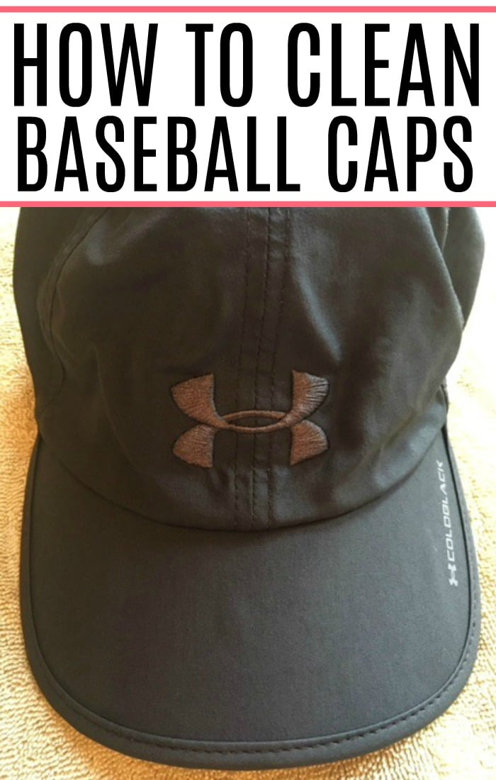 Dealing with a smelly hat? Check out how to clean baseball caps like a pro. It's easy to get a baseball cap clean again without losing its shape.