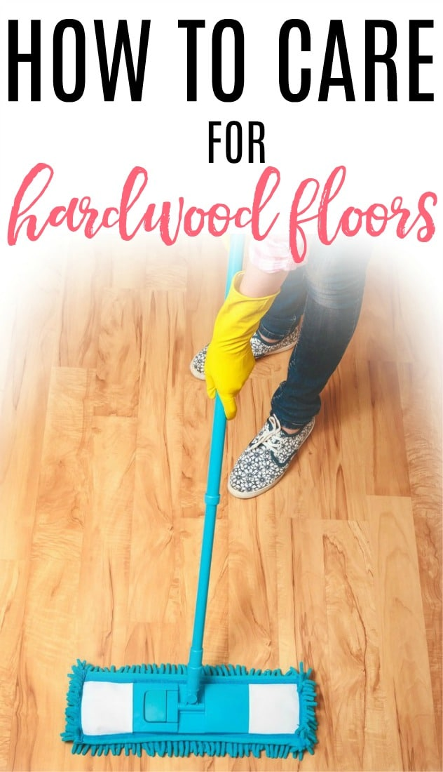 Worried you aren't cleaning hardwood floors right? Check out how to care for hardwood floors. Caring for hardwood floors is easy and simple with these tips. If you want to add shine see the best way to clean hardwood floors.