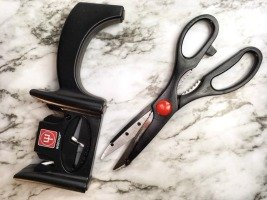 How To Sharpen A Scissors