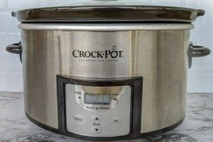 How To Clean A Crock Pot