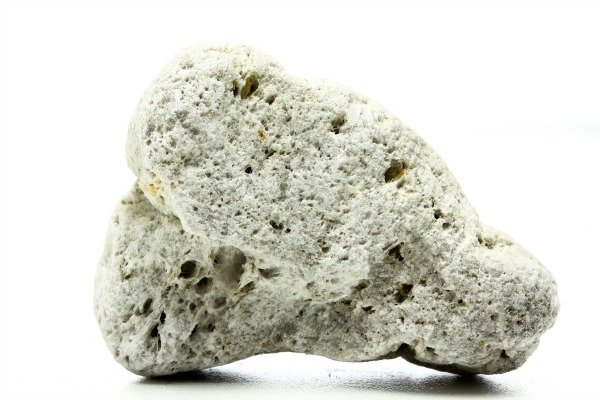 cleaning with pumice stone