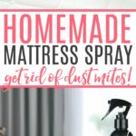 homemade mattress spray