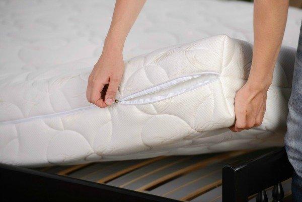 mattress pad to prevent dust mites