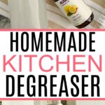 diy kitchen degreaser