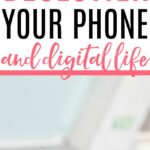 how to declutter your phone and digital life