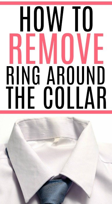 remove ring around the collar