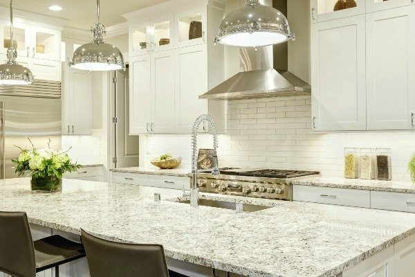 easily disinfect countertops