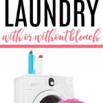 how to sanitize laundry