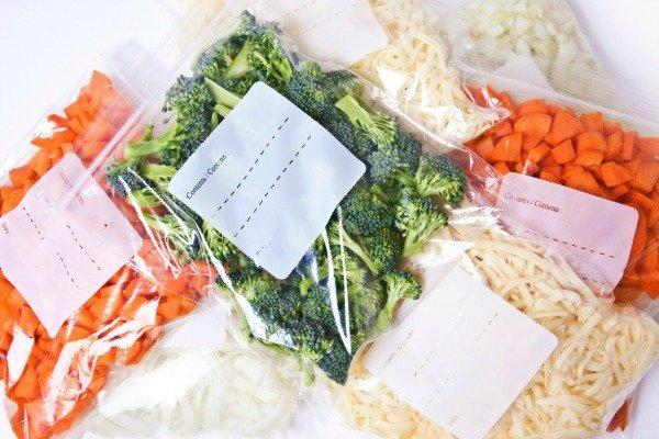 freezer foods for freezer inventory printable
