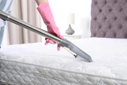 cleaning a mattress with hydrogen peroxide