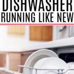 dishwasher running like new