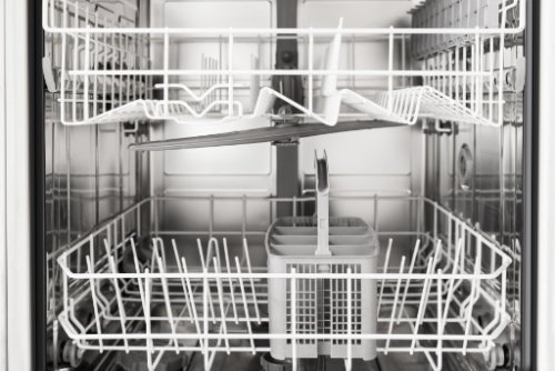 running an empty load in the dishwasher to keep the dishwasher running like new